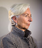 Managing Director of the International Monetary Fund, Christine Stock Images
