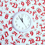 Managing life's  timetable Royalty Free Stock Images