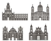 managua Set ilustracji