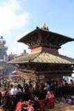 Manakamana Temple 3 Royalty Free Stock Image