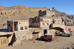 Typical yemeni house Royalty Free Stock Photography