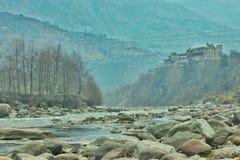 Manali hills. That positive vibes, Manali Stock Photos
