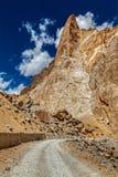 Manali-Leh road Royalty Free Stock Images