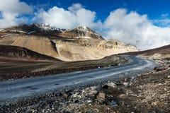 Manali-Leh road Stock Image
