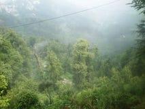 Manali Mountain View Royalty Free Stock Photo