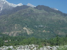 Manali Mountains Royalty Free Stock Images