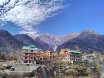 Manali, Uttarakhand, Ινδία Στοκ Εικόνα
