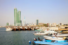 Manama, Bahrain Stock Photography