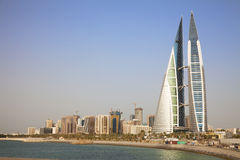 Manama, Bahrain. Image of Bahrain's capital city, Manama, Bahrain Royalty Free Stock Photos