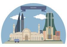 Manama, Bahrain Royalty Free Stock Photo