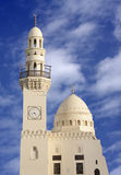 Manama mosque at Bab Al Bahrain Royalty Free Stock Photo