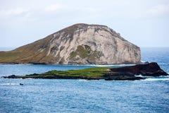 Manana, Rabbit Island, Hawaii Stock Photography