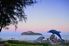Manao Bay stock photo