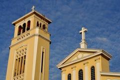 manaoag повелительницы колокола наша башня святыни Стоковое Изображение