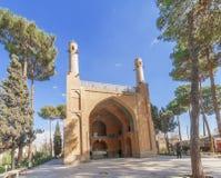 Manar Jomban alias Shaking Minarets or The Swinging Minarets stock image