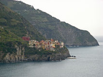 Manarola 02 Stock Photo