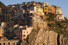 Manarola Photo stock