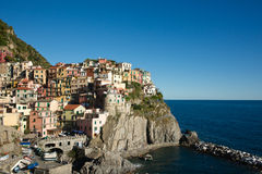 Manarola Stock Photos