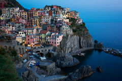 Manarola Royalty Free Stock Photography