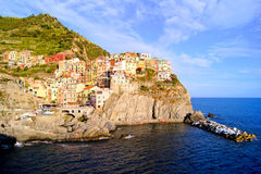 Manarola Royalty Free Stock Photo