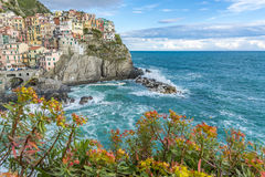 Manarola Photos stock