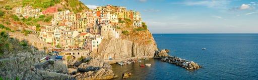 Manarola, Cinque Terre (Italian riviera, Liguria) Stock Photo