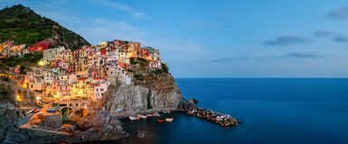 Manarola, Cinque Terre (Italian Riviera, Liguria) Royalty Free Stock Image