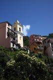 Manarola, Cinque Terre, Italien lizenzfreie stockfotografie