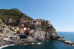 Manarola, Cinque Terre, Italy Imagens de Stock