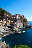 Manarola, Cinque Terre, Italy Imagem de Stock Royalty Free