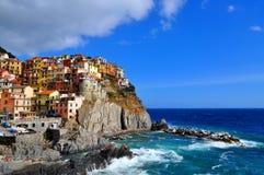 Manarola Cinque Terre, Italy Royalty Free Stock Image