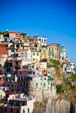 Manarola, Cinque Terre, Italy Stock Photo