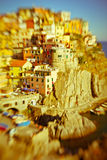 Manarola, Cinque Terre, Italy Stock Photography