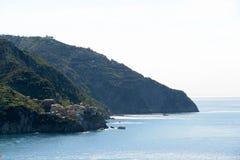 Manarola of Cinque Terre, Italy Stock Image