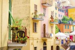 Manarola, Cinque Terre, Italy Stock Photo