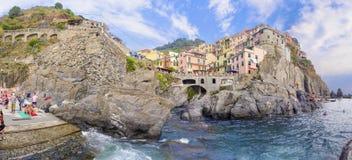 Manarola, Cinque Terre, Italy Royalty Free Stock Image
