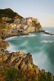 Manarola, Cinque Terre, Italy Royalty Free Stock Photo