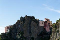 Manarola, cinque terre. Liguria Italy Royalty Free Stock Images