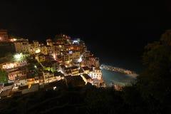 Manarola, Cinque Terre, Liguria, Italy Stock Images