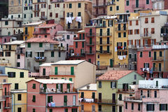 Manarola, Cinqueterre, Italia Fotografia Stock
