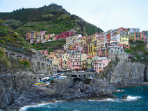 Manarola Stock Photo