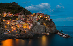 Manarola III royalty free stock photography
