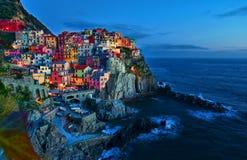 Free Manarola In Cinque Terre, Italy Royalty Free Stock Images - 220970219