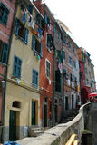 Manarola, Italia - Cinque Terre fotografie stock libere da diritti