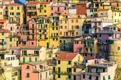 Manarola Italie Image stock