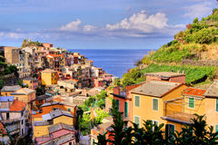 Manarola, Italy Royalty Free Stock Photos