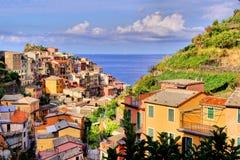Manarola, Italy fotos de stock royalty free