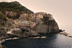 Manarola, Italy Royalty Free Stock Images