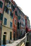 Manarola, Italy - Cinque Terre royalty free stock photos