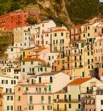 Manarola, Italy Stock Image